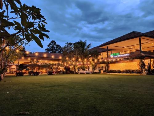 bumi gumati hotel & resort